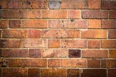 Vecchia struttura del fondo del muro di mattoni di lerciume Immagine Stock