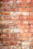 Vecchia struttura del muro di mattoni immagine stock libera da diritti