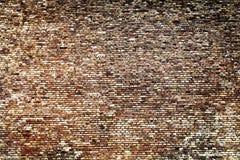 Vecchia struttura del muro di mattoni fotografia stock