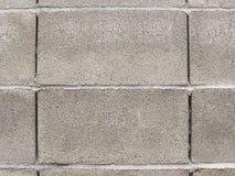 Vecchia struttura del muro di mattoni del cemento Immagini Stock Libere da Diritti