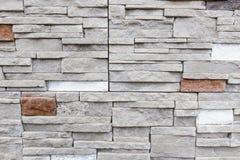 Vecchia struttura del muro di mattoni del modello della parete di mattoni o luce marrone del fondo del muro di mattoni per la cos fotografia stock libera da diritti