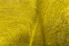 Vecchia struttura della fibra aflutter Fotografia Stock Libera da Diritti