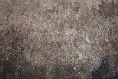 Vecchia struttura della parete del cemento fotografie stock libere da diritti
