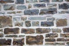 Vecchia struttura della parete di pietra Fotografie Stock