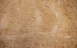 Vecchia struttura della pietra del calcare Immagini Stock