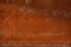 Vecchia struttura della ruggine del ferro del metallo, struttura del fondo dell'acciaio Rusted immagini stock