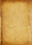 Vecchia struttura della tela di canapa del grunge Fotografia Stock