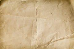 Vecchia struttura di carta fotografie stock libere da diritti