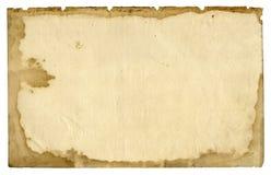 Vecchia struttura di carta Fotografie Stock