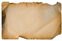 Vecchia struttura di carta Immagini Stock Libere da Diritti