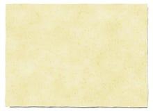 Vecchia struttura di carta in bianco. Retro ambiti di provenienza Immagini Stock Libere da Diritti