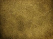 Vecchia struttura di cuoio di colore marrone scuro del tabacco Fotografia Stock Libera da Diritti