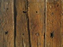 Vecchia struttura di legno Fotografia Stock
