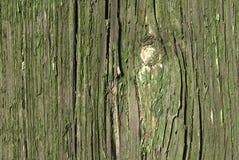 Vecchia struttura di legno Immagine Stock Libera da Diritti