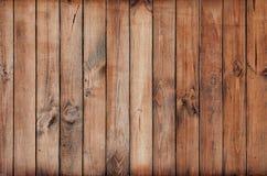 Vecchia struttura di legno approssimativa delle plance Fotografia Stock Libera da Diritti