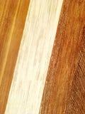 Vecchia struttura di legno bianca ed arancio Fotografia Stock Libera da Diritti