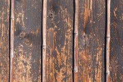 Vecchia struttura di legno d'annata fotografie stock libere da diritti