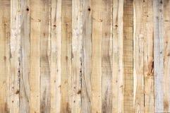 Vecchia struttura di legno dei pallet Fotografia Stock