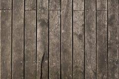 Vecchia struttura di legno del dettaglio delle plance Immagine Stock
