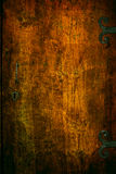 Vecchia struttura di legno del fondo del grano Fotografia Stock Libera da Diritti
