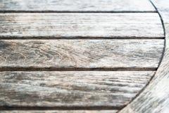 Vecchia struttura di legno del fondo della tavola Fotografia Stock Libera da Diritti