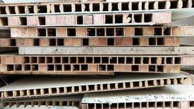 Vecchia struttura di legno del mucchio Immagine Stock Libera da Diritti