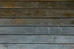 Vecchia struttura di legno della parete Fotografie Stock Libere da Diritti