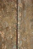 Vecchia struttura di legno dipinta Fotografia Stock Libera da Diritti