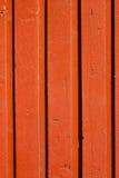 Vecchia struttura di legno dipinta Fotografie Stock