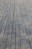 Vecchia struttura di legno dipinta Immagine Stock