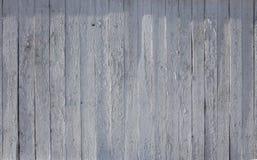 Vecchia struttura di legno dipinta bianca del fondo con parall verticale Fotografie Stock Libere da Diritti