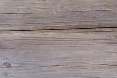 Vecchia struttura di legno grigia fotografia stock
