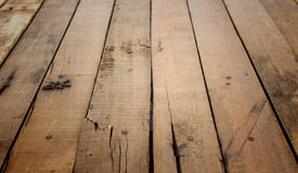 Vecchia struttura di legno marrone fotografia stock libera da diritti