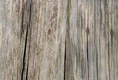 Vecchia struttura di legno naturale Immagine Stock Libera da Diritti