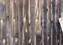 Vecchia struttura di legno naturale del fondo Fotografia Stock