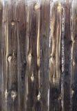 Vecchia struttura di legno naturale del fondo Fotografie Stock Libere da Diritti