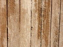 Vecchia struttura di legno nociva Immagine Stock