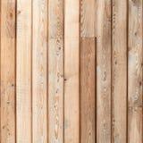 Vecchia struttura di legno non colorata del fondo della parete Fotografia Stock Libera da Diritti