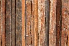 Vecchia struttura di legno per fondo Fotografie Stock