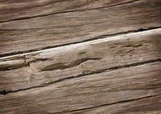 Vecchia struttura di legno ricca del granulo Immagini Stock