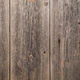 Vecchia struttura di legno scura del fondo della parete Fotografia Stock