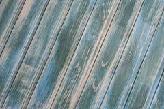 Vecchia struttura di legno vecchi comitati del fondo La Provenza, Francia Fotografia Stock Libera da Diritti