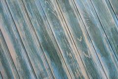 Vecchia struttura di legno vecchi comitati del fondo La Provenza, Francia Fotografie Stock Libere da Diritti