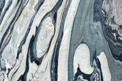Vecchia struttura di marmo, Italia, Firenze, fondo, carta da parati fotografia stock