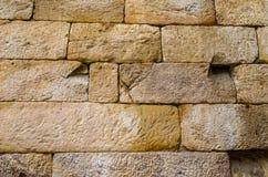 Vecchia struttura di pietra Immagine Stock Libera da Diritti