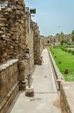 Vecchia struttura edile antica Fotografia Stock