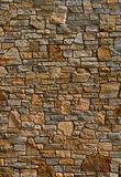 Vecchia struttura variopinta della parete di pietra Fotografia Stock Libera da Diritti