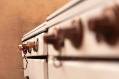 Vecchia stufa Fotografia Stock