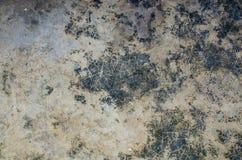 Vecchia superficie del cemento Fotografia Stock