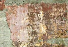 Vecchia superficie di cemento Fotografia Stock Libera da Diritti
